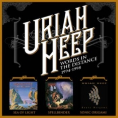 Uriah Heep - Words In The Distance 1994-1998