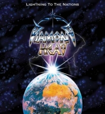 Diamond Head - Lightning To The Nations - The Whit