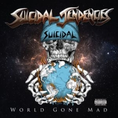 Suicidal Tendencies - World Gone Mad - Ltd. Blue Vinyl