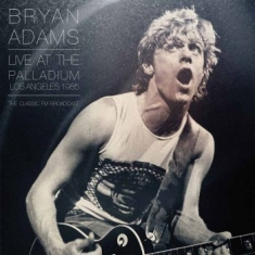 Bryan Adams - At The La Palladium 1985