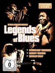Waters Muddy, Howlin' Wolf & Stevie - Legends Of Blues