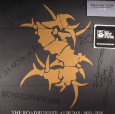 Sepultura - The Roadrunner Albums: 1985-19