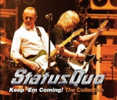 Status Quo - Keep 'em Coming! - Collection