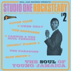 Blandade Artister - Studio One Rocksteady 2
