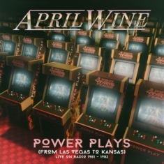 April Wine - Power Play (2 Cd) Live Broadcast 19