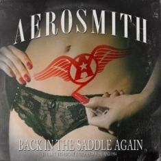 Aerosmith - Back In The Saddle Again (2 Cd) Liv