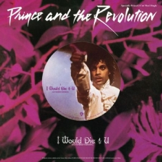 "Prince And The Revolution - I Would Die 4 U (12"" Vinyl Sin"