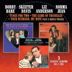 Bare Bobby/Skeeter Davis/Liz Anders - Tunes For Two / The Game Of Triangl