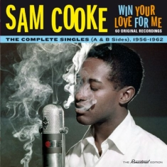 Cooke Sam - Win Your Love For Me (The Complete