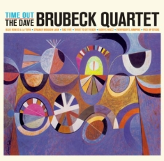 Brubeck Dave (Quartet) - Time Out + Brubeck Time