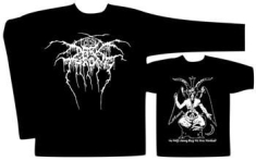 Darkthrone - T/S Baphomet (L)