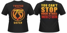 Twisted Sister - T/S You Cant Stop Rocknroll (Xl)