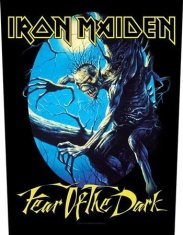 Iron Maiden - Back Patch Fear Of The Dark