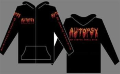 Autopsy - Zip Hood My Corpse Shall Rise (Xl)