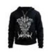 Watain - Zip Hood Snakes And Wolves Black (X