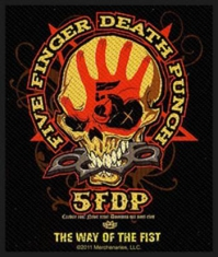 Five Finger Death Punch - Patch Way Of The Fist