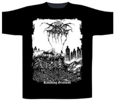 Darkthrone - T/S Ravishing Grimness 2012 (M)