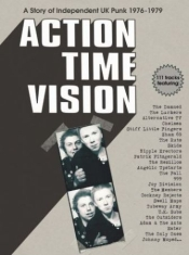 Blandade Artister - Action Time Vision: A Story Of Uk I