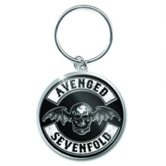 Avenged Sevenfold - Deathbat Crest