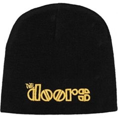 The Doors - Beanie Hat: Logo