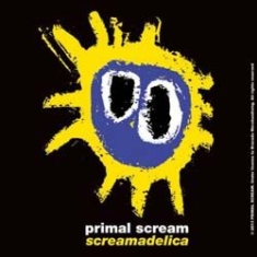 Primal Scream - Logo Coaster 5-pack