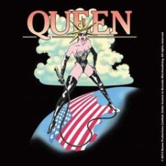 Queen - Logo Coaster 5-pack