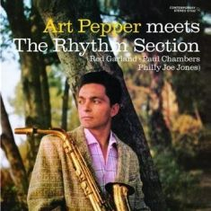 Art Pepper - Art Pepper Presents