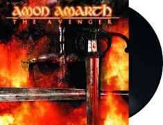 Amon Amarth - The Avenger( Black Vinyl Reissue)