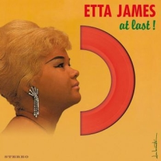 Etta James - At Last! (Limited Red)