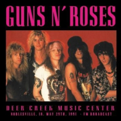 Guns N' Roses - Deer Creek Music Center: May 20 '91