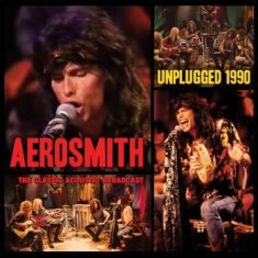 Aerosmith - Unplugged 1990 (Live Broadcast)
