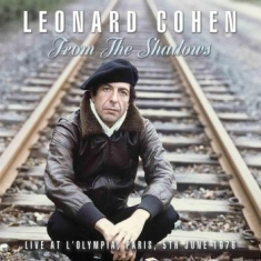 Cohen Leonard - From The Shadows (Live Broadcast 19