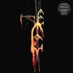 Emperor - Live Inferno (2Lp Transparent Orang
