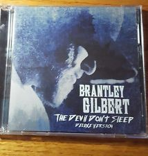 Brantley Gilbert - The Devil Don't Sleep (2Cd)
