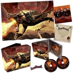 Bloodbound - War Of Dragons (Ltd Fan Boxset)