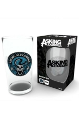 Asking Alexandria - Official pint glass