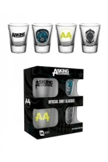 Asking Alexandria - Official shot glasses