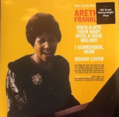 Franklin Aretha - The Electrifying With 3 Bonus Track