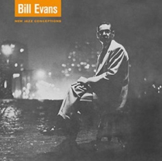 Evans Bill - New Jazz Conceptions