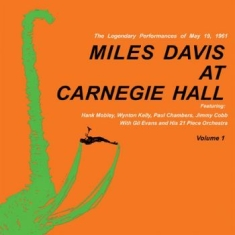 DAVIS MILES - At The Carnegie Hall Part One