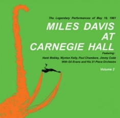 DAVIS MILES - At The Carnegie Hall Part Two