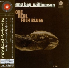 Sonny Boy Williamson - More Real Folk Blues