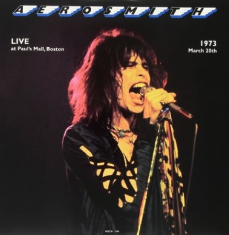 Aerosmith - Live At Paul's Mall, Boston, MA - March 20, 1973