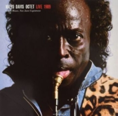 DAVIS MILES - Live At Coach House In San Juan '89