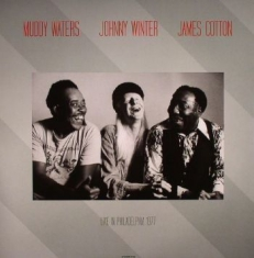 Muddy Waters & Johnny Winter - Live At Tower Theatre Philadelph 77
