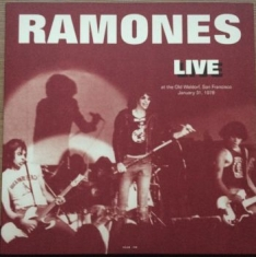 Ramones - Live At The Old Waldorf Frisco 1978
