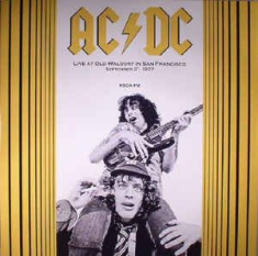 AC/DC - Live At Old Waldorf In San Francisco September 3 .  1977