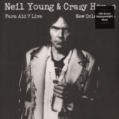 Neil Young - Live At Farm Aid 7 New Orleans 1994