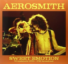 Aerosmith - Sweet Emotion - The Woodstock 1994 Broadcast
