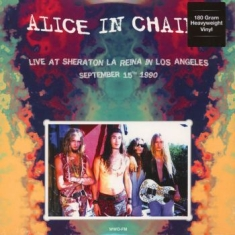 Alice In Chains - Live At Sheraton La Reina In La '90